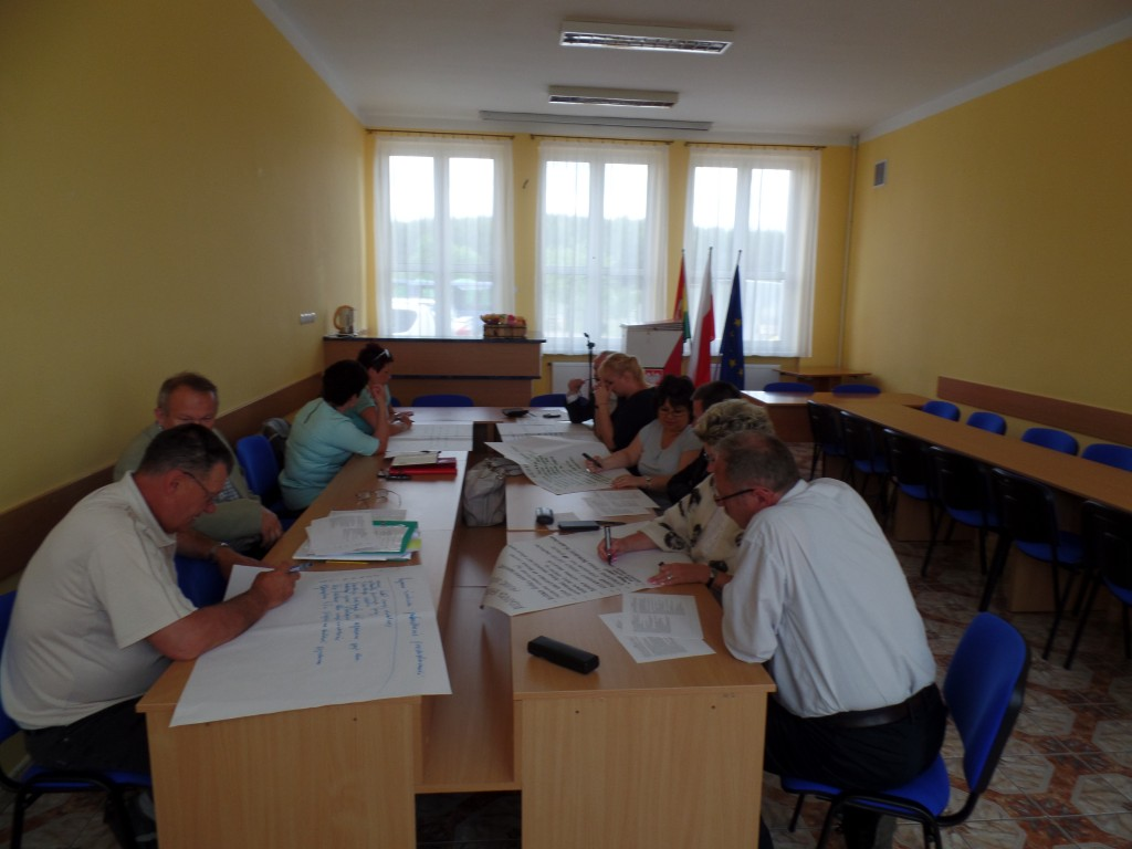 Konsultacje społeczne Strategii Rozwoju Gminy Krzęcin na lata 2014-2024